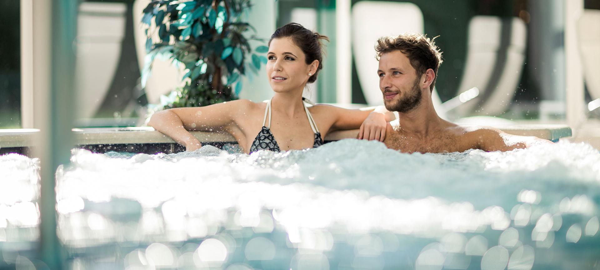 Wellness & SPA im Hotel Jager Hans